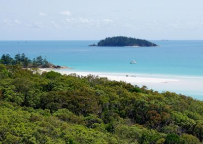 Whitehaven Beach Viewpoint, Whitsundays